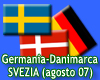 Estate 2007: Germania, Danimarca e Svezia